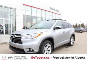 2016 Toyota Highlander Limited - NO HIDDEN FEES