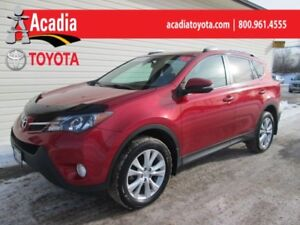 2013 Toyota RAV4 Limited AWD - Technology Pkg **NO PAYMENTS UNTI