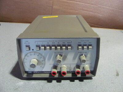 Oem Hewlett Packard 3311a Function Signal Generator