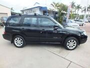 2006 Subaru Forester 79V MY06 XS AWD Black 4 Speed Automatic Wagon Rosslea Townsville City Preview