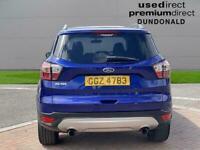 2017 Ford Kuga 1.5 Tdci Zetec 5Dr 2Wd Estate Diesel Manual
