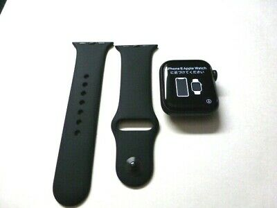 Apple Watch Series 4 40 mm Space Gray Aluminum Case with  Band (GPS )- USED