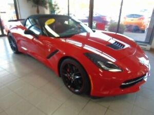 Chevrolet Corvette Stingray*474 kms, CONVERTIBLE 2017