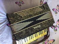Old Accordion for sale ....... needs attention. Pick up only. Offers.