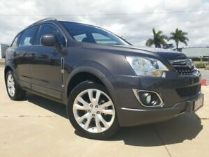 2013 Holden Captiva CG MY13 5 LTZ Grey 6 Speed Sports Automatic Wagon Garbutt Townsville City Preview