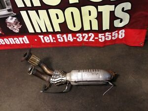 JDM ACURA RSX DC5 OEM CATALYSER DOWN-PIPE FOR SALE
