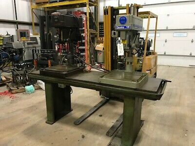 Clausing 15 Drill Press