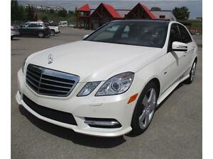 2012 Mercedes-Benz E350 4Matic PREMIUM! Wholesale Priced