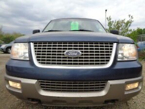 2004 FORD EXPEDITION EDDIE BAUER-DVD-HDTV-LEATHER-SUNROOF- V8