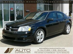 "2013 Dodge Avenger SXT ***Heated Seats & 18"" Alloys***"