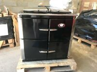 Rayburn XT Cook Only Nat Gas Power flue