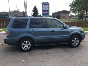 2006 Honda Pilot EX-L SUV, Leather , Roof 8 Seaters  Immaculate