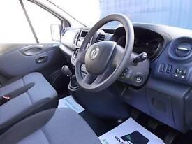 Vauxhall Vivaro 2900 1.6CDTI BITURBO 120PS ECOFLEX H1 COMBI 9 SEAT DIESEL (2016)