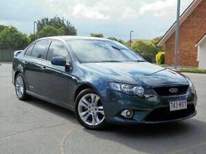 2010 Ford Falcon FG XR6 Green 5 Speed Sports Automatic Sedan Chermside Brisbane North East Preview