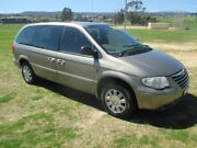 2005 Chrysler Grand Voyager RG 4th Gen MY05 Limited WAG A 4sp 3.3i Gold Automatic Wagon Invermay Launceston Area Preview