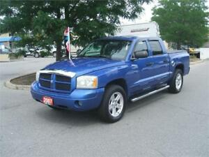 2007 Dodge Dakota SLT / QUAD CAB / 4X4