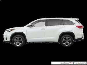 2019 Toyota HIGHLANDER LTD AWD Limited