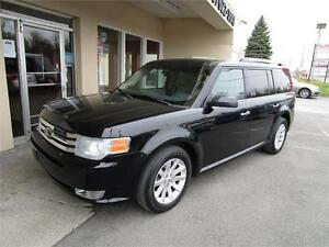 2009 Ford Flex SEL AWD 7 passagers 140$/2sem.