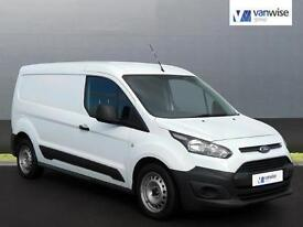 2015 Ford Transit Connect 210 P/V Diesel white Manual