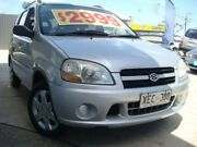 2004 Suzuki Ignis RG413 GL Silver 5 Speed Manual Hatchback Enfield Port Adelaide Area Preview