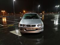 mg zr 5 door 1.8 160 vvc