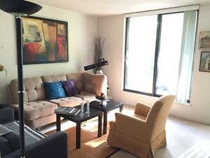 Fabulous Sublet 3 1/2 Apart   Luxury Downtown Montreal Apart