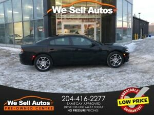 2016 Dodge Charger SXT *AWD *PREMIUM AUDIO *HEATED SEATS