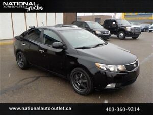 2012 Kia Forte XS Sport Package Paddle Shifters Heated Seats