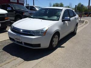 2008 Ford Focus SE **LOW MILEAGE & INEXPENSIVE!** ON SALE!!