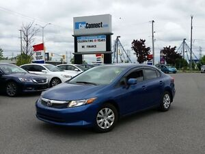 2012 Honda Civic ONLY $19 DOWN $53/WKLY!!