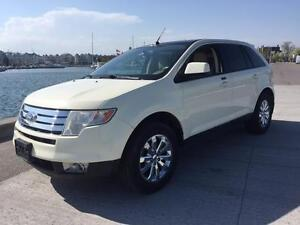 2007 Ford Edge SEL, Leather, Nav $7995
