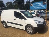 2016 Peugeot Partner 850 1.6 BlueHDi 100 Professional Van [non SS] 4 door Pan...