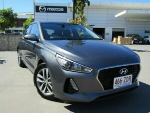 2017 Hyundai i30 PD MY18 Active Grey 6 Speed Sports Automatic Hatchback Maroochydore Maroochydore Area Preview