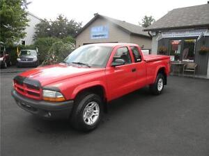 2003 Dodge Dakota SXT 4x4