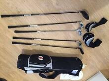 Golf Clubs - Youth/Junior Left Handed Doubleview Stirling Area Preview