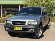 2001 Holden Rodeo TF MY01 LT Grey Automatic Utility Mount Druitt Blacktown Area Preview
