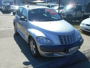 2001 Chrysler PT Cruiser Limited Silver 4 Speed Automatic Hatchback Holroyd Parramatta Area Preview