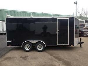 2016 Pace 7' x 16' Journey S.E. Enclosed Trailer
