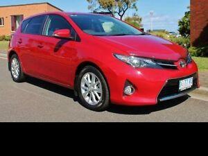 2014 Toyota Corolla ASCENT SPORT 1.8L PETROL CVT 5 DOOR HATCH Wildfire Hatchback Devonport Devonport Area Preview