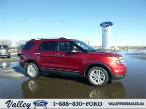 Terrain-conquering & Towing Capability! 2014 Ford Explorer XLT