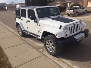 2012 Jeep Sahara Unlimited