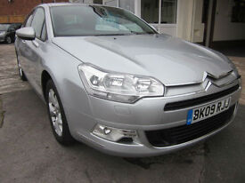 2009 Citroen C5 1.6HDi VTR+ Low Miles - ****First To Drive Will Buy..!!!*****