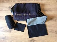 Lassig Changing bag (Messenger bag series)