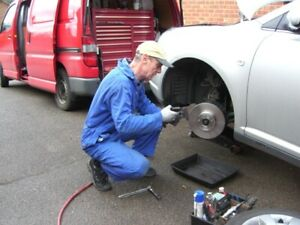 Certified Mobile Auto Mechanic GAS/DIESEL Long Exp 416-564-6876