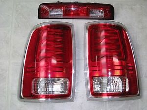 Dodge Ram Tail Lights & 3rd Brake Light