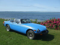 Reduced! 1980 MGB in great condition priced to sell