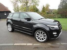 Land Rover Range Rover Evoque 2.0 Si4 auto 2012MY Dynamic LUX
