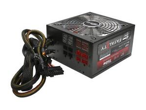 750W Power Supply, Configurable cables