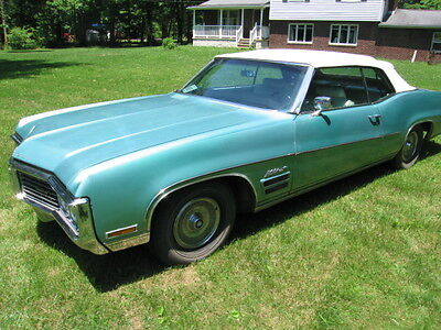 1970 buick wildcat convertible used buick other for sale in north benton ohio search. Black Bedroom Furniture Sets. Home Design Ideas