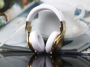 Monster-Beats-By-Dr-Dre-Pro-24ct-Gold-Plated-Limited-Edition-Headphones